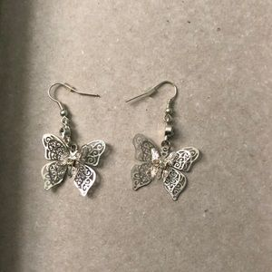 Jewelry - Butterfly earrings